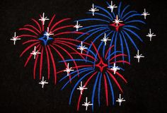 Fireworks Fourth of July machine embroidery designs by artapli Free Machine Embroidery Designs, Applique Designs, Memorial Day Fireworks, Fireworks Craft, Happy 4 Of July, Fourth Of July, 4th Of July Images, Rock Painting Ideas Easy, Paint Ideas