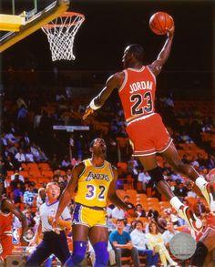 Michael (Air) Jordan
