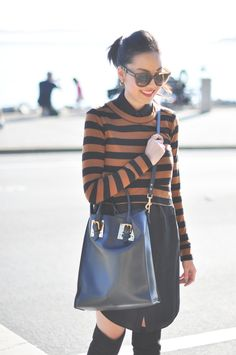 Stripes - 9to5Chic