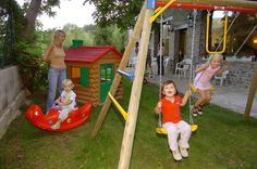 Parc infantil, al Flòrido Hotel