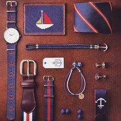 Perfect gentlemen´s essentials from @paul_hewitt. We love it!