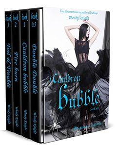 The Toil & Trouble Series: Books 1-4 by Wendy  Knight https://www.amazon.com/dp/B074BHBZ81/ref=cm_sw_r_pi_dp_x_xrtGzb0D4RQA5