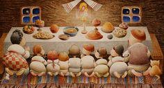 12 страв на Святий Вечір - Українські традиції