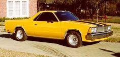 1978 Chevrolet El Camino. Find parts for this classic beauty at restorationpartssource.com.