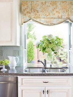 Ordinaire Garden Window Decorating Ideas To Brighten Up Your Home