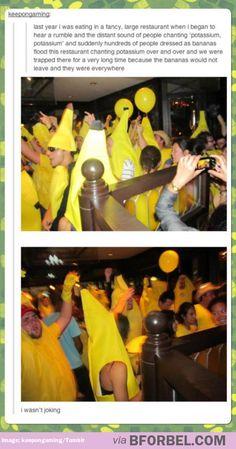 Now that's a potassium party!