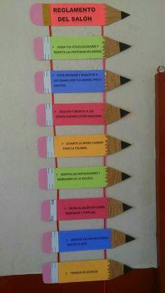 Classroom Whiteboard, Classroom Board, Classroom Rules, School Board Decoration, Class Decoration, School Decorations, Preschool Classroom Decor, Kindergarten Classroom, Preschool Crafts