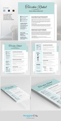 343 Best Resume Quotes Images Creative Resume Templates Cv Format