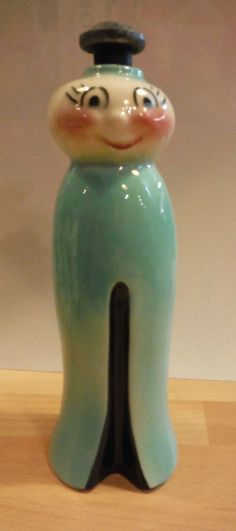 I enjoy one in the laundry room. k Really neat vintage Clothespin Sprinkler Bottle.