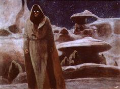 Rare Dune art from Omni reveals Frank Herbert's original vision