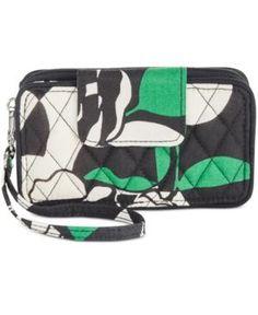 822295223812 Vera Bradley Smartphone Wristlet for iPhone 6 Handbags   Accessories -  Macy s