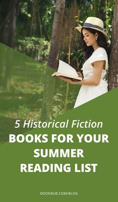 Looking for some historical titles this summer? Make sure to add these historical fiction books to your summer reading list.  #summerreading #historicalfiction #bestbooks #summerbooks