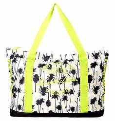 Vingino Big Shopper/Strandtas Vibeke Spring Lime