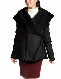 Amazon.co.jp: (アグノスト)AGNOST ムートンコート: 服&ファッション小物