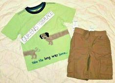 NWT Gymboree Baby Boy Tee Top Shirt TShirt T-Shirt New Boys