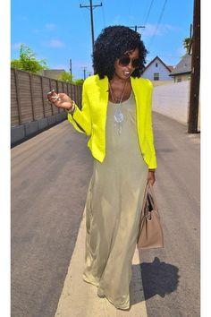 Folake Kuye Huntoon...My fav fashion blogger
