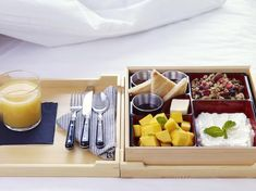 bento box room service   hotel americano