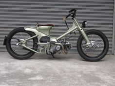 chopper cub - Google Search