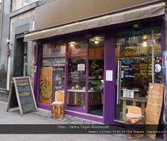 Vitao - Vantra vegan organic and living food restaurant in London