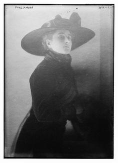 Anne Tracy Morgan (1873-1952), daughter of John Pierpont Morgan