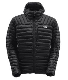 Your go-to alpine mid-layer for staying warm when the sun sets behind the ridge, this ultralight, hooded jacket is insulated with responsibly sourced 800-fill goose down.