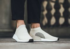 Release details for three colorways of the adidas NMD CS2 dropping on May 20, 2017.