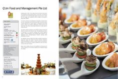 Qzin Food & Management Catering .   Hi there , Like what you see ?  Need a caterer for your event ? No worries visit us  at  www.qzin.com.sg/‎