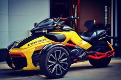 2015 BRP Can-Am SPYDER F3-S
