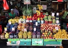 Best fresh produce...Carmel Market, Israel