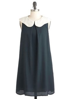 Simplicity is Sweet Dress from ModCloth. #navybridesmaid #weddingstyle