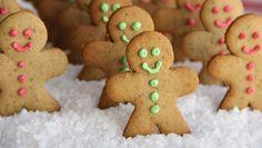 Receita natalina: biscoitos de gengibre decorados