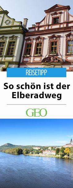 Der Elberadweg: Immer am Wasser entlang: Von ihrer Quelle im Riesengebirge bis nach Dresden folgte unsere Autorin der Elbe entlang des Elberadwegs