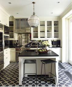 Luxury Architectural Digest Kitchen Cabinets