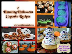 Have fun this Halloween and prepare yummy treats for trick or treat or for party, check out these Halloween Cupcake Ideas.