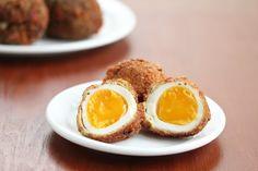 Fried Bacon Eggs   Kirbie's Cravings   A San Diego food blog