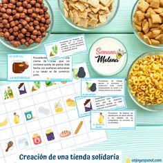 Actividades comercio justo para niños - Enjoy Español Comercio justo Food, Fair Trade, Activities, Essen, Meals, Yemek, Eten