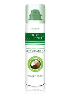 Refreshing Dry Shampoo |Haircare Products – Inecto Pure Coconut inecto