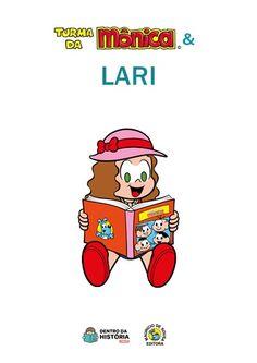 Preview do livro personalizado da Turma da Mônica. Crie uma experiência única para o seu pequeno e aumente seu interesse pela leitura.