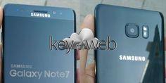 """Samsung Galaxy Note 7R: ecco la prima foto del """"nuovo"""" dispositivo in accensione  #follower #daynews - https://www.keyforweb.it/samsung-galaxy-note-7r-la-foto-del-dispositivo-accensione/"""