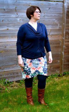So Popo Sew: Flower Skirt (Lindy Petal Skirt Pattern - FREE)