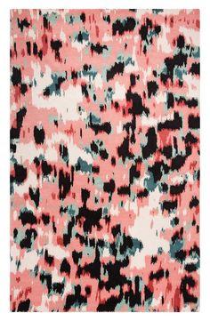 kate spade new york 'murray - animal pattern' wool blend rug (Nordstrom Exclusive)