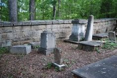 Badwell Cemetery in McCormick, SC
