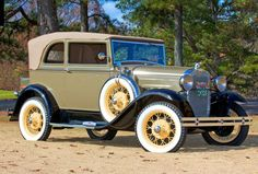 1931 Ford Model A A400-SR Maintenance/restoration of old/vintage vehicles: the material for new cogs/casters/gears/pads could be cast polyamide which I (Cast polyamide) can produce. My contact: tatjana.alic@windowslive.com