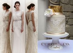 lace-and-metallic-wedding-cake-by-Curtis-Co.-Cakes-lace-beaded-wedding-cake-gold.jpeg 562×409 pixels