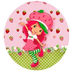 Strawberry Shortcake Skewers, Strawberry Shortcake Cheesecake, Homemade Strawberry Shortcake, Strawberry Shortcake Characters, Strawberry Shortcake Birthday, Strawberry Crafts, Birthday Letters, Baby Party, Cute Wallpapers