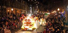 Parade | Quebec City's Winter Carnival - Carnaval de Québec