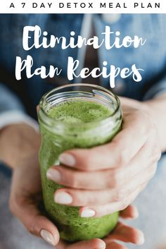 detox diet plan detox recipes