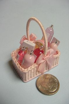 Image detail for -Kent's Mini Treasures, Artisan Dollhouse Miniatures