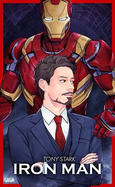 #TonyStark #IronMan
