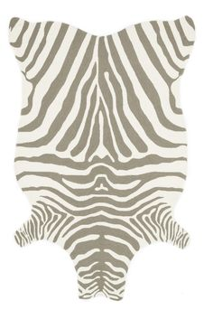 "Loloi Rugs - Zadie - 3'-6"" X 5'-6"" - Grey / White"